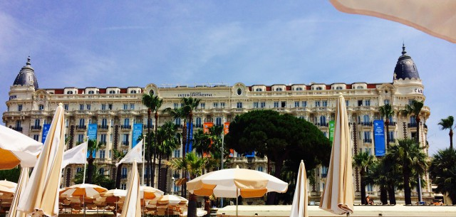 Carlton Intercontinental Hotel Cannes