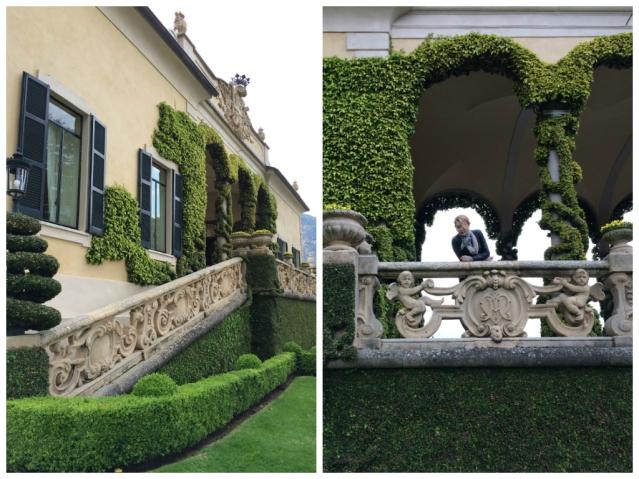 Villa Balbianello-balcony