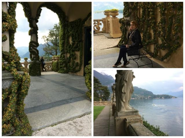 Villa Balbianello-terrace