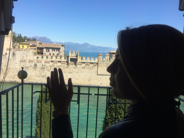 Lake Como- Castle