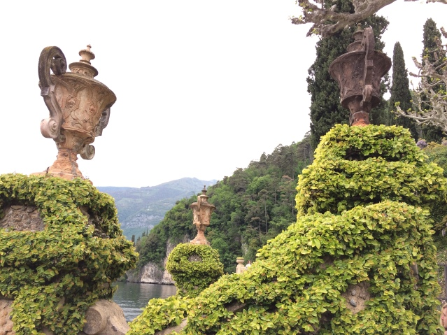 Villa Balbianello-entrance