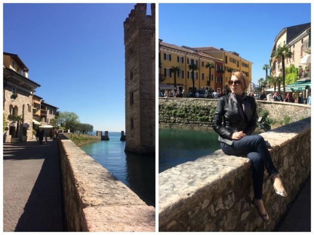 Lake Como-Tremezzo town