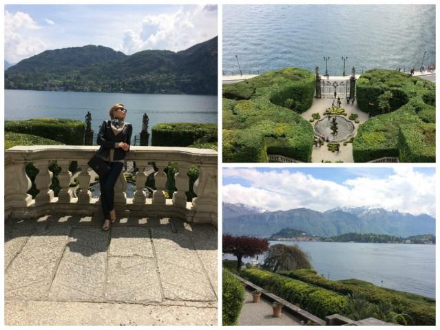Villa carlotta scenery