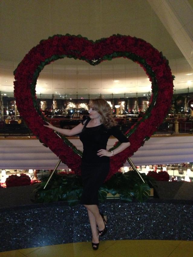 Valentines Day at Burj Al Arab