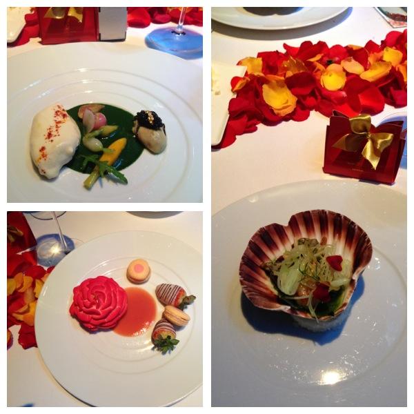 Valentines Fine Dinning